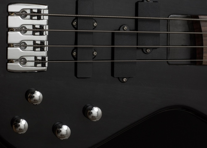 guitar-bass-instrument-black